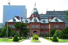 ormer Hokkaido Government Office Building(Red Brick Office)